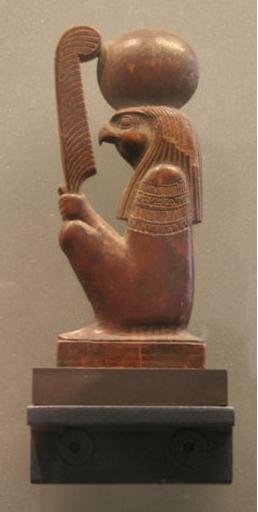 Ra, Louvre
