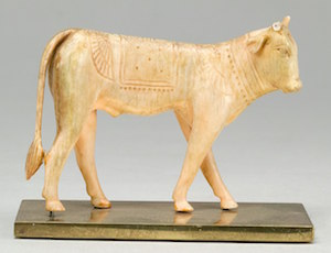 Apis Calf, Later Period, Metropolitan Museum