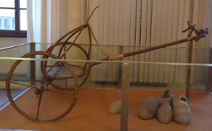 18th Dynasty chariot copyright Khruner