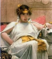 Cleopatra, John Waterhouse
