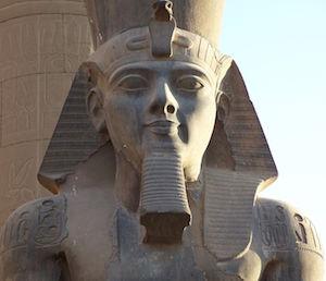 Ramesses II, Luxor