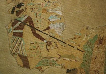 Tomb of Ankhtifi, first intermediate period @Mo'alla
