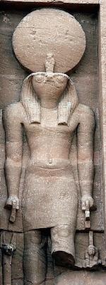 Ra, Abu Simbel