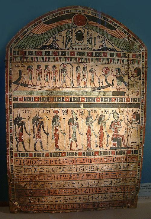 Stele Disiset, Ptolemaic Period