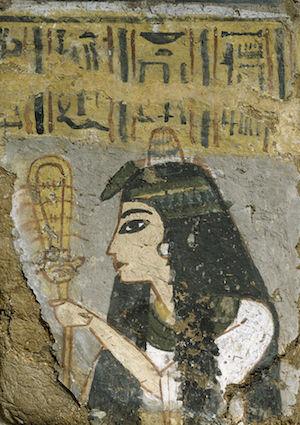 Woman, Deir el Medina, New Kingdom
