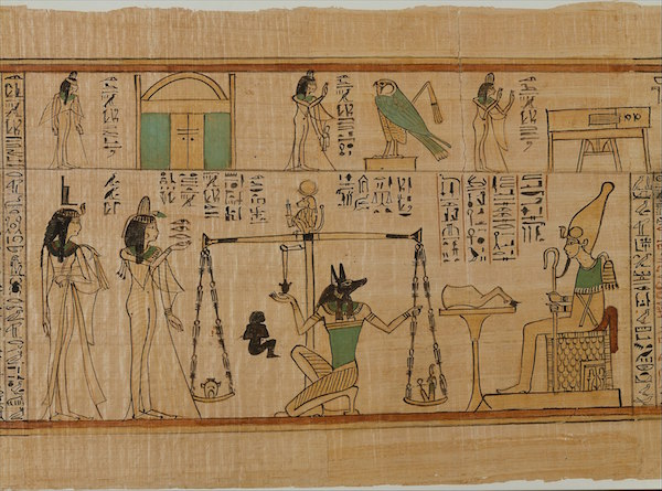 Book of the Dead of Nany, Singer of Amun TIP