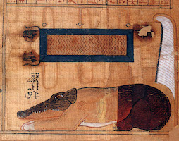 Book of the Dead of Nebqed, Eighteenth Dynasty