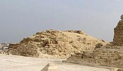 G1a Hetepheres Pyramid