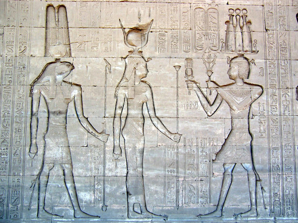 Hathor at Dendera
