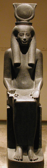 Hathor, Luxor Museum