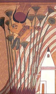Hathor, from the Papyrus of Ani