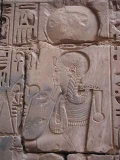 Khonsu at Karnak
