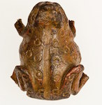 Frog amulet Late Period