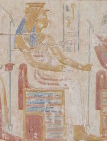 Heqet at Abydos