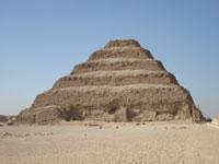Djoser's pyramid (copyright Buyoof)