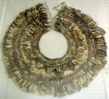 Floral collar from the cache of Tutankhamun (copyright Keith Schengili-Roberts)