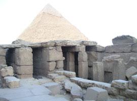 Khafre's mortuary temple