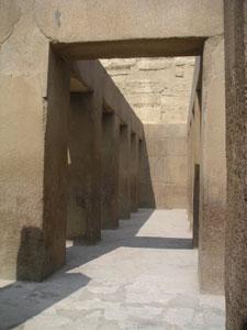 Khafre's valley temple