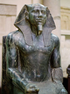 Khafre from The Egypt Archive