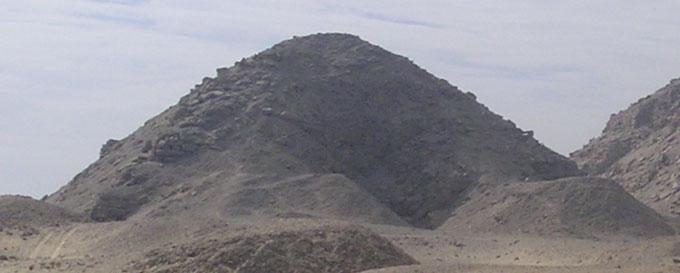 pyramid of Niuserre, Abusir