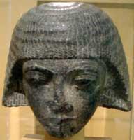 Paramessu (before he became Ramesses I) (copyright Keith Schengili-Roberts)