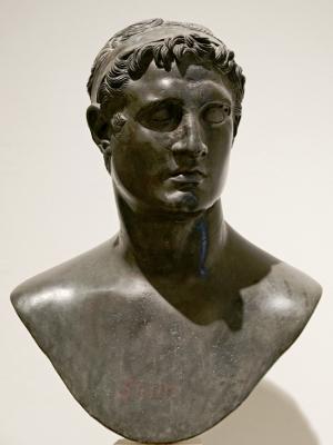 Ptolemy II Philadelphus (copyright Marie Lan Nguyen)