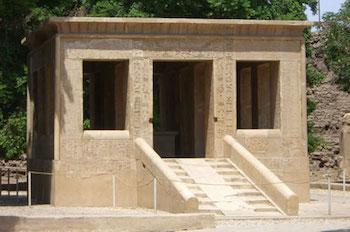White Chapel of Senusret I at Karnak