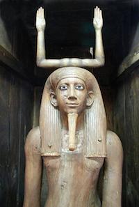 Ka Statue of Hor