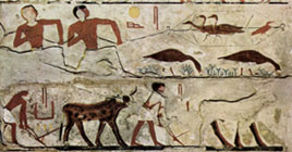 Paintings from the chapel of Atet