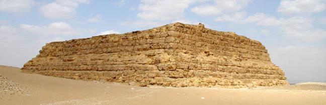 Mastaba el Fara'un The Egypt Archive