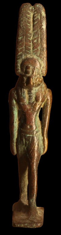 Montu, Third Intermediate Period (copyright Rama)