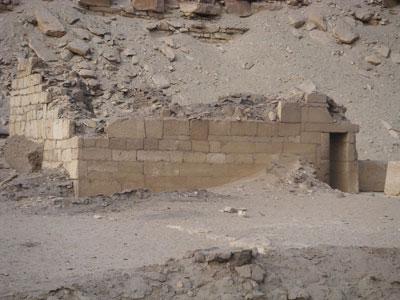 mortuary temple of Neferirkare, Abusir