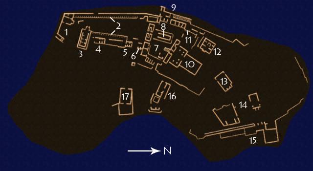 Philae plan