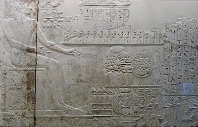 Chapel of Ramesses I at Abydos (copyright John Campana)
