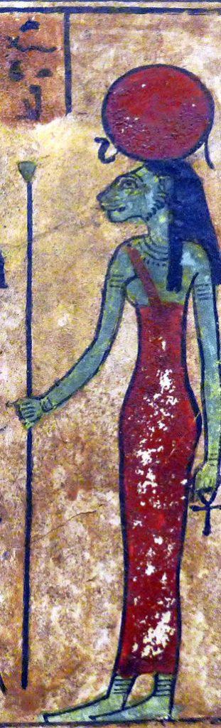 Tefnut (copyright Mbzt)