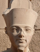 Statue of Tutankhamun from Karnak, Thebes